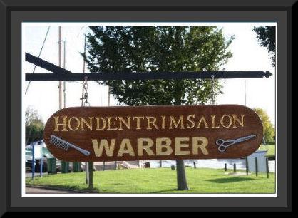 Hondentrimsalon Warber